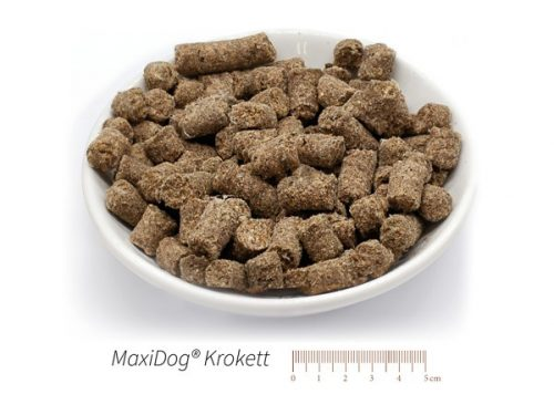 cibo cani secco crocchette reico maxidog krokett • Cuccioli&Crocchette, Reico Partner | Sano. Naturale. Minerale.
