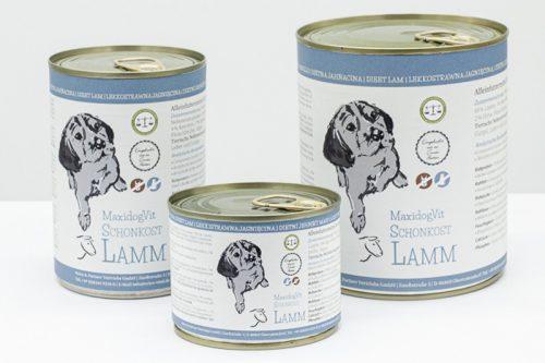 cibo cani umido reico maxidog schonkost lamm agnello • Cuccioli&Crocchette, Reico Partner | Sano. Naturale. Minerale.