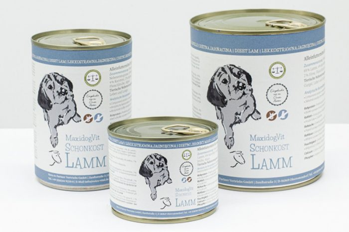 cibo cani umido reico maxidog schonkost lamm agnello • Cuccioli&Crocchette, Reico Partner   Sano. Naturale. Minerale.