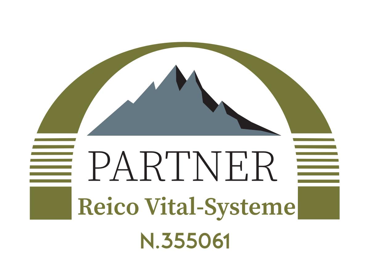 Reico Partner Logo • Cuccioli e Crocchette, Reico Partner | Sano. Naturale. Minerale.