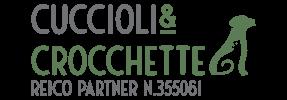 Cuccioli&Crocchette, Reico Partner | Sano. Naturale. Minerale. Logo